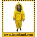لباس ضد بخارات مواد شیمیایی