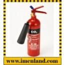 کپسول آتش نشانی ۱۲ کیلویی Co2