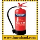 کپسول آتش نشانی ۱۲ کیلویی پودر و گاز